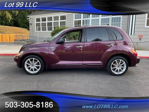 2002 Chrysler PT Cruiser for sale at LOT 99 LLC in Milwaukie OR