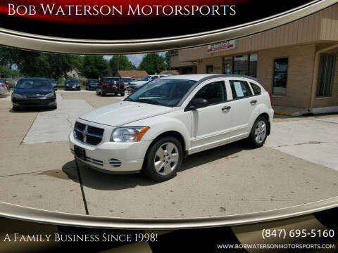 2007 Dodge Caliber for sale at Bob Waterson Motorsports in South Elgin IL