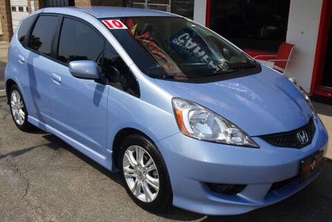 2010 Honda Fit for sale at VISTA AUTO SALES in Longmont CO