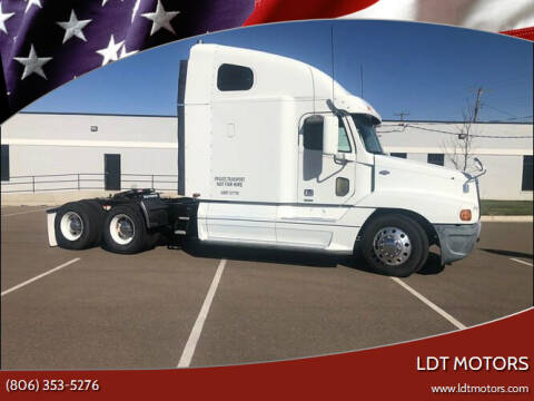2006 Freightliner CST120 for sale at LDT MOTORS in Amarillo TX
