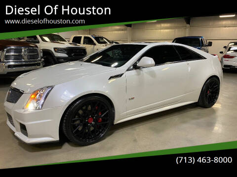 2015 Cadillac CTS-V for sale at Diesel Of Houston in Houston TX