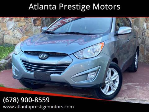 2013 Hyundai Tucson for sale at Atlanta Prestige Motors in Decatur GA