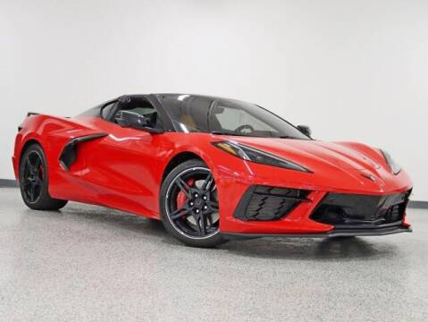 2021 Chevrolet Corvette for sale at Vanderhall of Hickory Hills in Hickory Hills IL