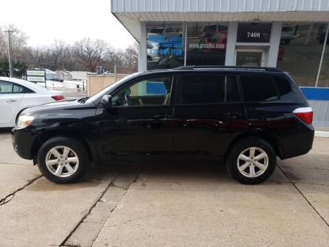 2009 Toyota Highlander for sale at GRC OF KC in Gladstone MO