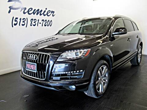 2014 Audi Q7 for sale at Premier Automotive Group in Milford OH