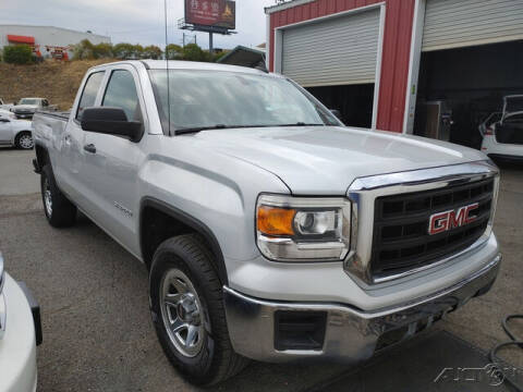 2015 GMC Sierra 1500 for sale at Guy Strohmeiers Auto Center in Lakeport CA