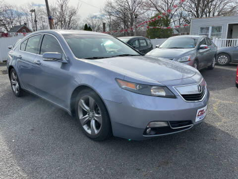2012 Acura TL for sale at Car Complex in Linden NJ