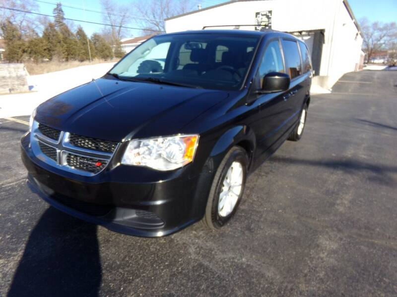 2015 Dodge Grand Caravan for sale at Rose Auto Sales & Motorsports Inc in McHenry IL