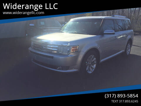 2012 Ford Flex for sale at Widerange LLC in Greenwood IN