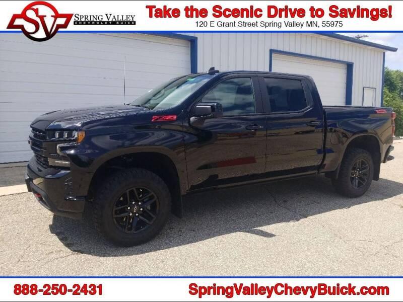 2021 Chevrolet Silverado 1500 for sale at Spring Valley Chevrolet Buick in Spring Valley MN