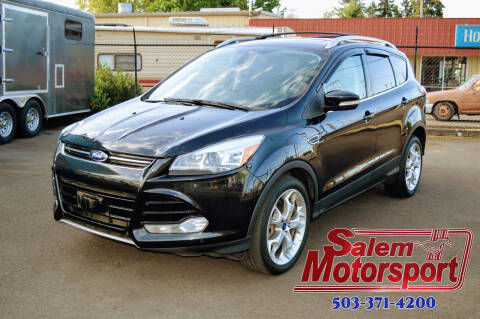 2013 Ford Escape for sale at Salem Motorsports in Salem OR