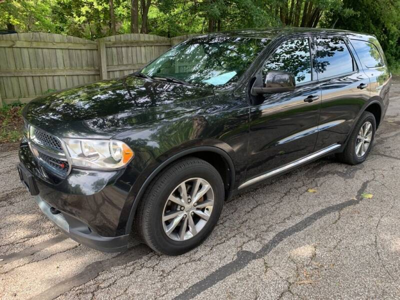 2013 Dodge Durango for sale at TKP Auto Sales in Eastlake OH