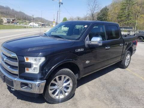 2015 Ford F-150 for sale at G T Auto Group in Goodlettsville TN