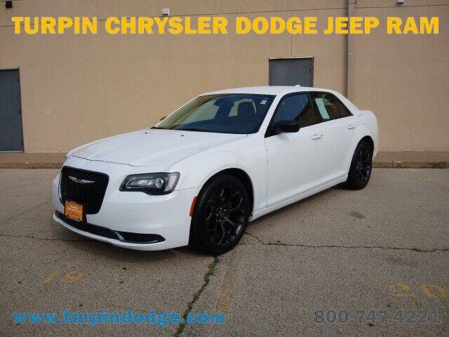 2019 Chrysler 300 for sale at Turpin Dodge Chrysler Jeep Ram in Dubuque IA