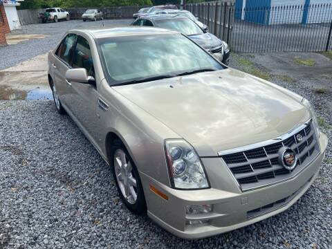 2008 Cadillac STS for sale at American Auto in Rayville LA