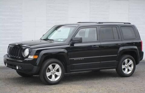 2014 Jeep Patriot for sale at Kohmann Motors & Mowers in Minerva OH