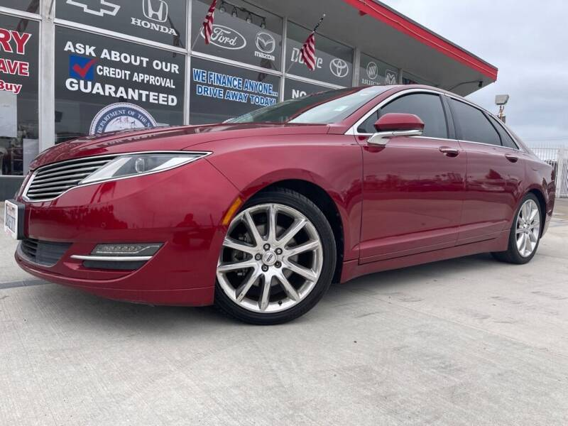 2014 Lincoln MKZ for sale at VR Automobiles in National City CA