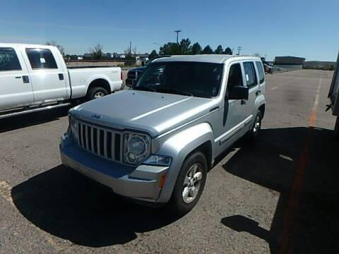 2010 Jeep Liberty for sale at BERKENKOTTER MOTORS in Brighton CO