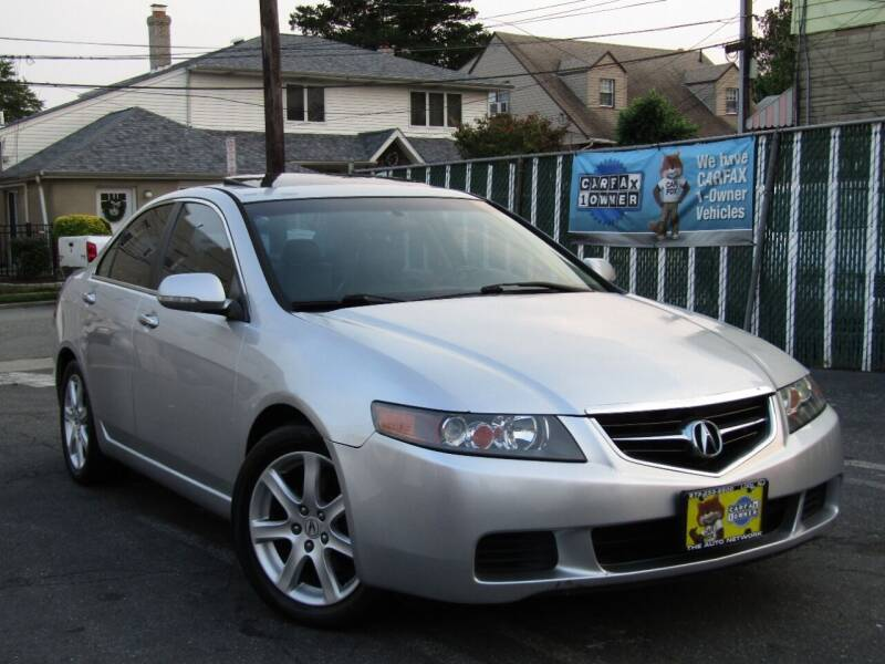 2005 Acura TSX for sale at The Auto Network in Lodi NJ