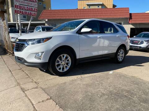 2020 Chevrolet Equinox for sale at STS Automotive in Denver CO