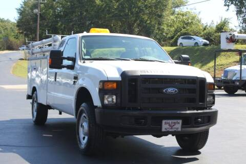 2008 Ford F-250 Super Duty for sale at Baldwin Automotive LLC in Greenville SC