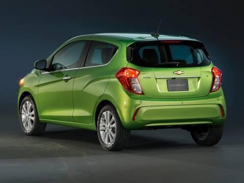 2016 Chevrolet Spark for sale at Sundance Chevrolet in Grand Ledge MI