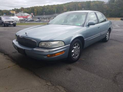 2003 Buick Park Avenue for sale at Affordable Auto Sales & Service in Berkeley Springs WV