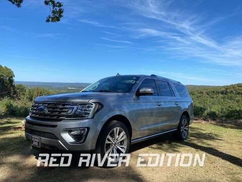 2020 Ford Expedition MAX for sale at RED RIVER DODGE - Red River of Malvern in Malvern AR