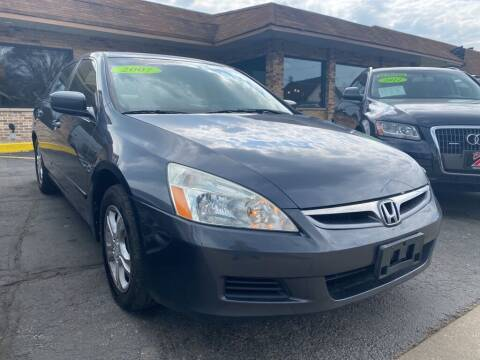2007 Honda Accord for sale at Zs Auto Sales in Kenosha WI