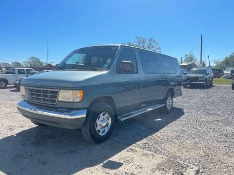 1995 Ford E-350 for sale at Bayou Motors Inc in Houma LA