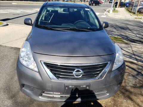 2014 Nissan Versa for sale at Jimmys Auto INC in Washington DC