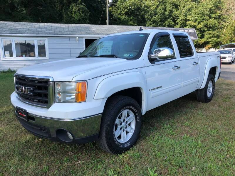 2009 GMC Sierra 1500 for sale at Manny's Auto Sales in Winslow NJ