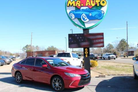 2015 Toyota Camry for sale at MR AUTO in Elizabeth City NC