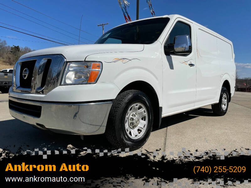 2012 Nissan NV Cargo for sale at Ankrom Auto in Cambridge OH