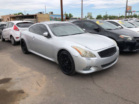 2008 Infiniti G37 for sale at Valley Auto Center in Phoenix AZ