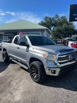 2016 Toyota Tundra for sale at Sheldon Motors in Tampa FL
