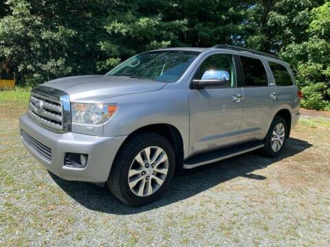 2011 Toyota Sequoia for sale at The Car Store in Milford MA