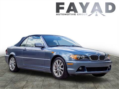 2004 BMW 3 Series for sale at FAYAD AUTOMOTIVE GROUP in Pittsburgh PA