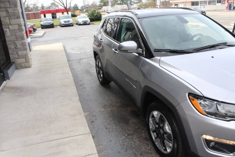 2019 Jeep Compass for sale at City to City Auto Sales - Raceway in Richmond VA