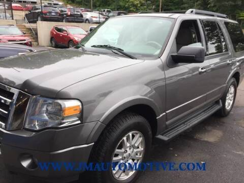 2011 Ford Expedition for sale at J & M Automotive in Naugatuck CT