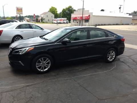 2016 Hyundai Sonata for sale at Economy Motors in Muncie IN