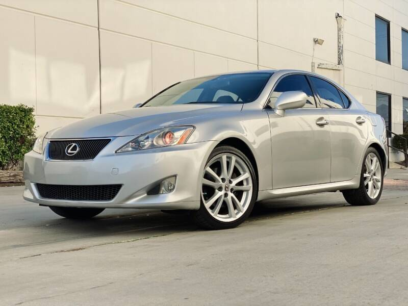 2007 Lexus IS 250 for sale at New City Auto - Retail Inventory in South El Monte CA