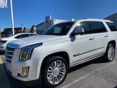 2019 Cadillac Escalade for sale at Southern Auto Solutions - Georgia Car Finder - Southern Auto Solutions-Jim Ellis Volkswagen Atlan in Marietta GA