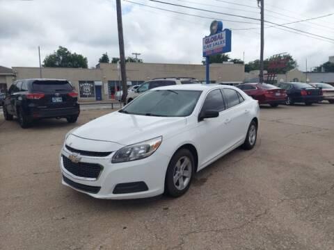 2016 Chevrolet Malibu Limited for sale at Suzuki of Tulsa - Global car Sales in Tulsa OK