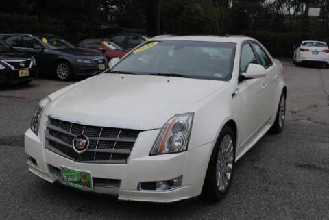 2013 Cadillac CTS for sale at Shore Drive Auto World in Virginia Beach VA