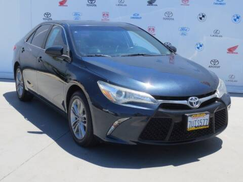 2017 Toyota Camry for sale at Cars Unlimited of Santa Ana in Santa Ana CA