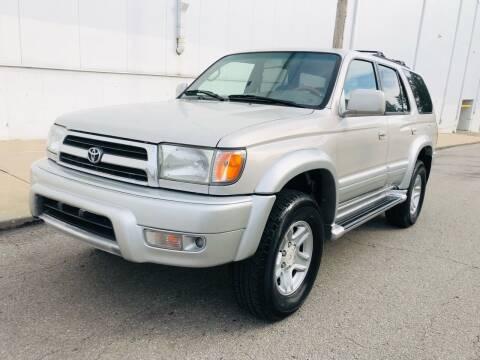 1999 Toyota 4Runner for sale at WALDO MOTORS in Kansas City MO