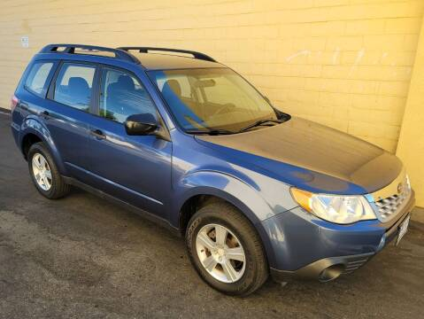 2012 Subaru Forester for sale at Cars To Go in Sacramento CA