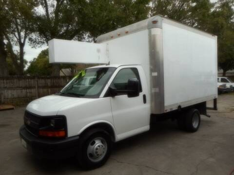 2014 Chevrolet Express Cutaway for sale at Florida Suncoast Auto Brokers in Palm Harbor FL