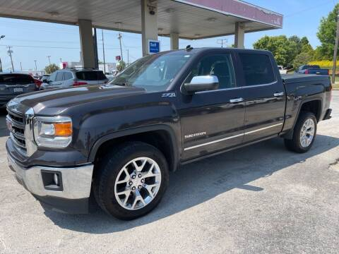 2014 GMC Sierra 1500 for sale at Modern Automotive in Boiling Springs SC